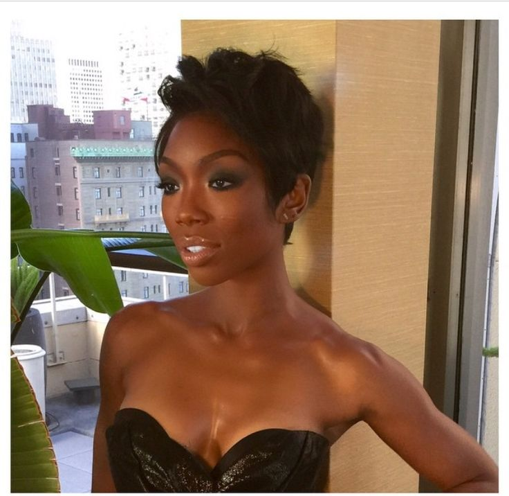 brandy norwood new hairstyle - Google Search