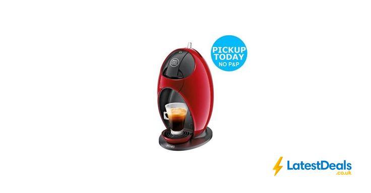 NESCAFE Dolce Gusto Jovia Manual Coffee Machine Red Free C&C at Argos/ebay, £28