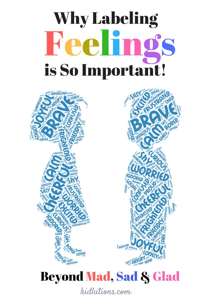 Helping kids put their feelings into words (affect labeling) can help them better navigate strong, negative emotional experiences....