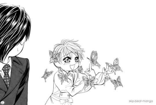 skip-beat-manga:  Chapter 118   Ren and Kyoko