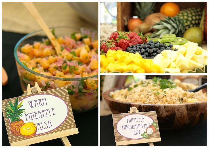 Best 25 Luau Party Foods Ideas On Pinterest: Best 25+ Luau Bridal Shower Ideas On Pinterest