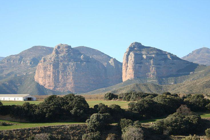 Salto de Roldán. Peña San Miguel | Excursiones por Huesca