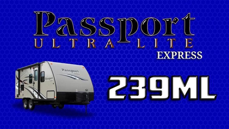 2017 Keystone Passport Express 239ML Travel Trailer Lakeshore RV Find out more at https://lakeshore-rv.com/keystone-rv/passport-express/2017-passport-express-239ml-floor-plan/?pr=true call 231.788.2040 or stop in and see one today!  Passport Express 239ML Not all family RVs require a large truck to tow them!   The Passport Express 239ML offers a lightweight option that you can bring along with you easily.  Reduce lag time with the adjustable electric brakes on all four wheels.  Bring along…