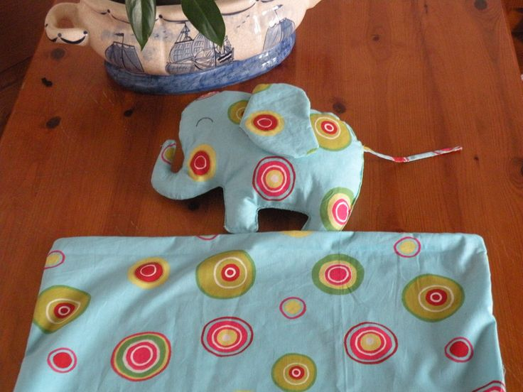 Biancheria da letto - cuscino bambino copripiumino - un prodotto unico di bandullera su DaWanda