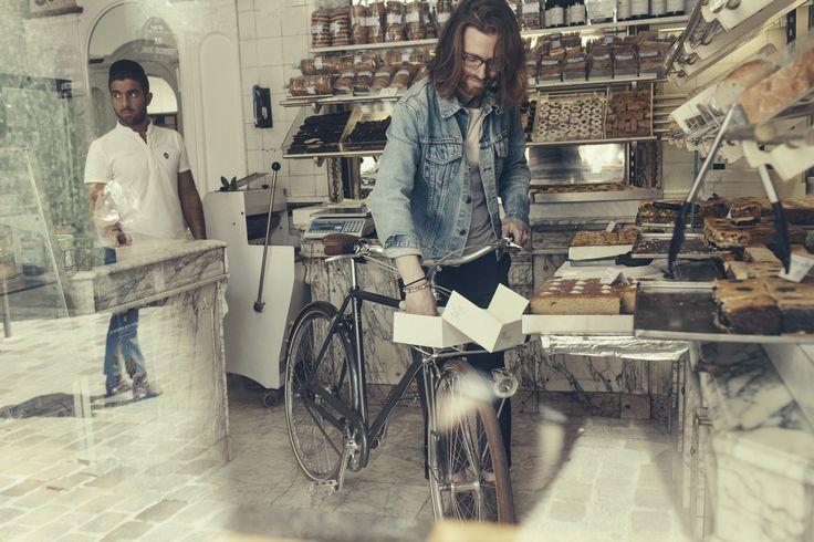 Caferacer Man Doppio