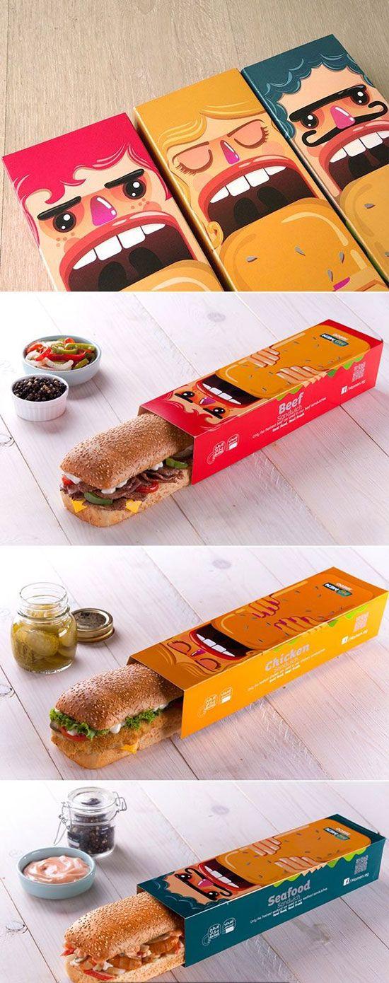 43 Coolest Food Packaging Design Inspiration | iBrandStudio