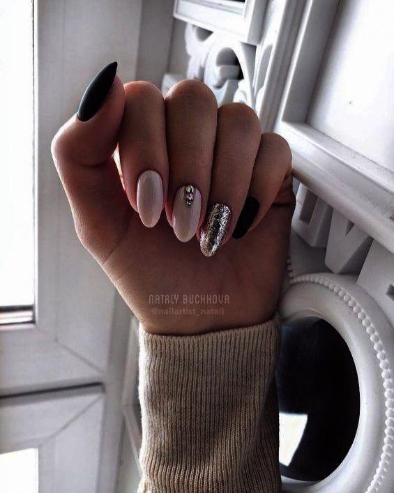 24 teile / satz Kunst Falsche Nägel Französisch Maniküre Matte Full Cover Medium Nail art Tipps