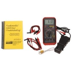 Deluxe Auto DMM and Electrical Troubleshooting Guide