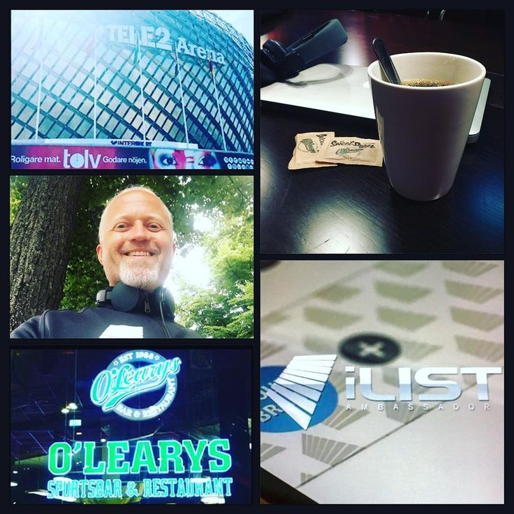 Monday Coffee and another great meeting with the guys at Local Market Group talking iList Ambassador  #ilist #ilistambassador #entrepreneur #entrepreneurlife #entrepreneurlifestyle #business #startup #startuplife #startuplifestyle #stockholm #olearys #tolvstockholm #arena #coffee #tele2arena #swedentech #tech #entreprenör #sportsbar #nightlife #topbrand #brand #brandcommunication #limitless