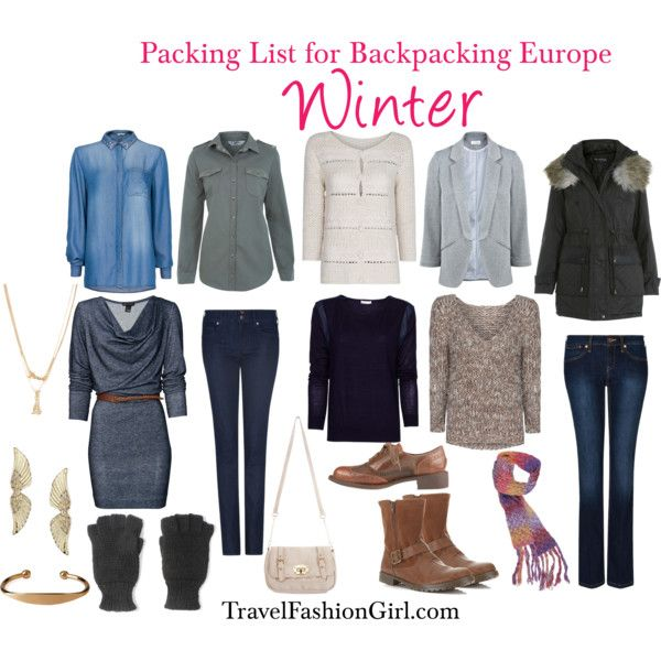 17 Best Ideas About Winter Travel Packing On Pinterest
