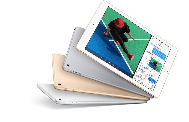 Apple annonce l'iPad, sa nouvelle tablette 9,7 pouces à 400 euros - http://www.frandroid.com/marques/apple/419067_apple-annonce-lipad-sa-nouvelle-tablette-97-pouces-a-400-euros  #Apple, #Tablettes