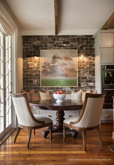 House Beautiful Magazine Transforms An Uptown New Orleans Home For Its Kitchen Of The Year