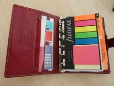 Ever tried a Filofax Pocket planner? Here's how you can make the switch. Read more about setting up your Filofax Pocket Malden at shazzastitching.wordpress.com