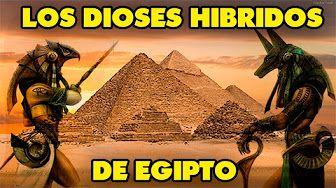 ¡¡¡DESCUBRE!!! Porque los DIOSES EGIPCIOS eran mitad HOMBRE mitad ANIMAL (HÍBRIDOS) (11:11) 2017
