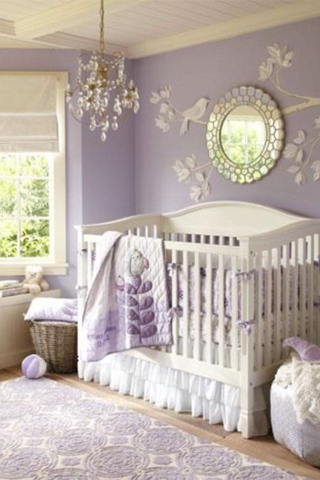Lilac Nursery Nursery Levander Lilac Pink