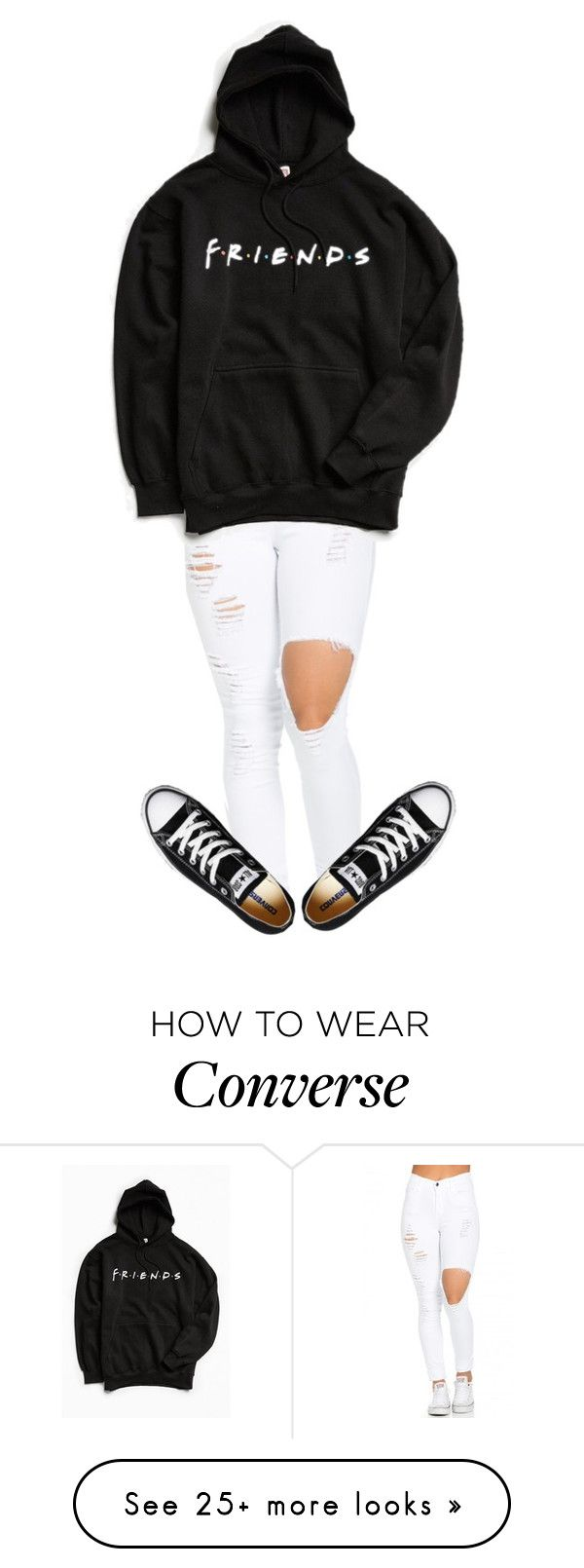 """"" by sydthekyd01 on Polyvore featuring Urban Outfitters and Converse"