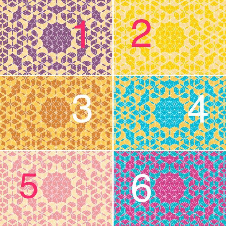 Flower, carpet design 2017 alternatives