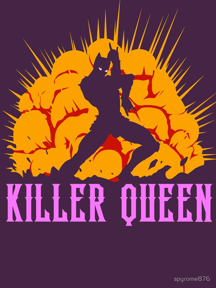 Would buy - Killer Queen - JJBA - DIU