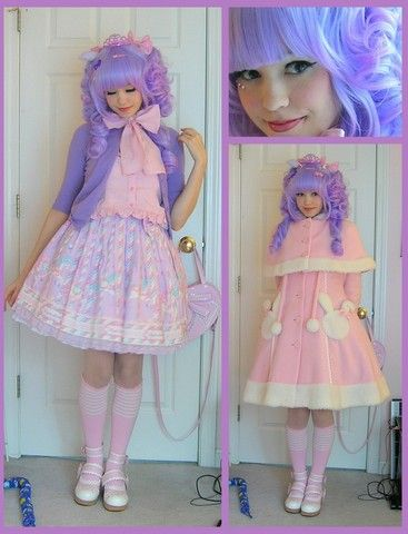 Sugary Carnival Outfit (by Love Shock) http://lookbook.nu/look/1447223-Sugary-Carnival-Outfit