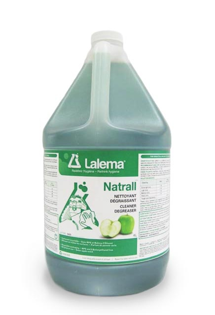 Cleaner Degreaser NATRALL: Low-cost cleaner degreaser