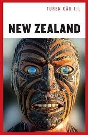 Rejsebøger om New Zealand