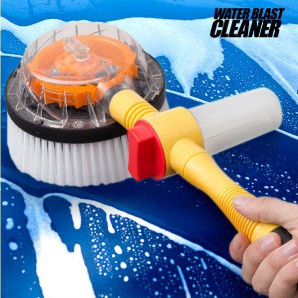 WATER BLAST CLEANER ROTATING CLEANING BRUSH - Geeks Buy Gadgets