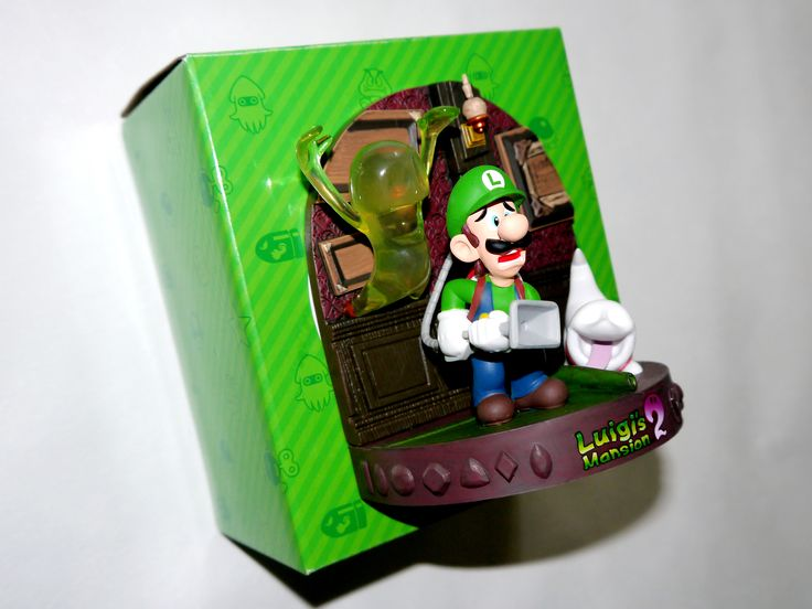 Luigi's Mansion 2 Diorama