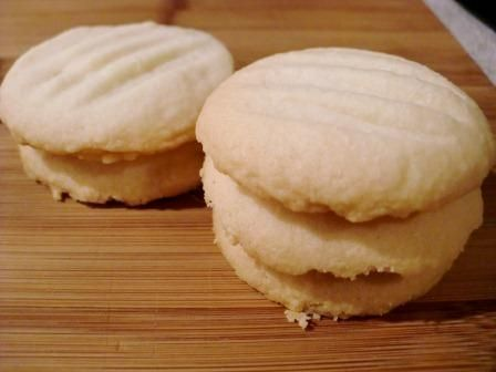 GF Coconut Flour Shortbread   NUA Naturals