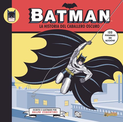 ¿Quién es Batman? ¿Cómo se transformó en superhéroe? ¿Qué le pasó para convertirse en el Caballero Oscuro? Ahora los fans más jóvenes de Batman pueden descubrir los secretos y el origen de este reconocido personaje, así como también los villanos contra los que le toca luchar. $300.00