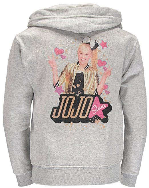 a347303a03f Nickelodeon Big Girls  JoJo Siwa Hoodie Zip Up Sweatshirt.  jojo  jojosiwa   nickelodeon  joiobows  girls  girlsfashion  hoodie  sweatshirt  jacket   shopping ...