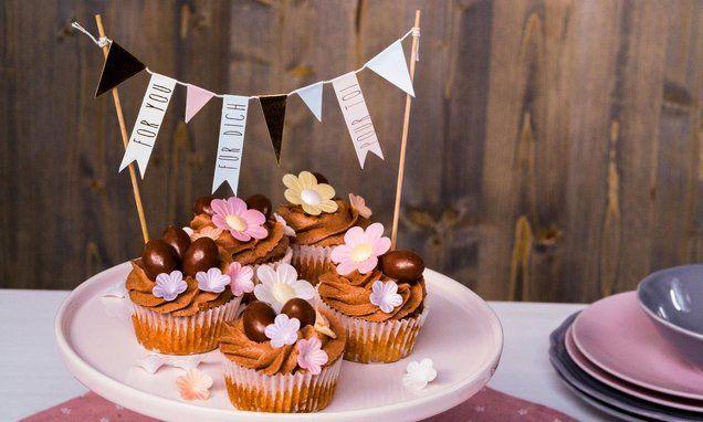 Osternest-Cupcakes  Rezept | Dr. Oetker