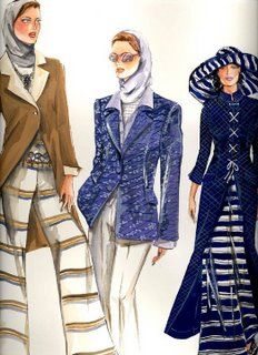 Hijab on the Runway |Muslimahlifestyle.com