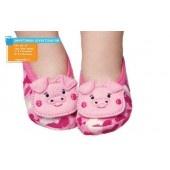 Sapatilha divertida Little Pig Puket - Cod: 6917-4