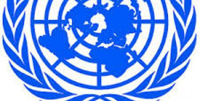 UNITED NATION PROVIDES AID to IRAQ PEOPLE