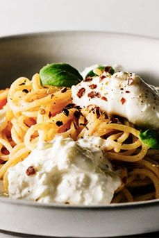 The 15 Most Mouthwatering Ways to Eat Burrata via @PureWow