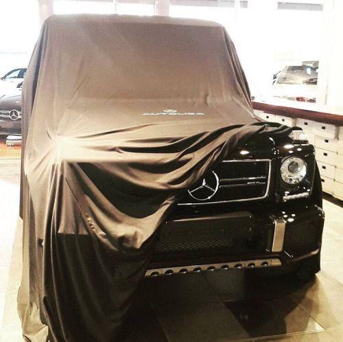 Mercedes G Wagon #mercedes #mercedesbenz #AMG #g-wagon #g63 #brabus #black #dream #power