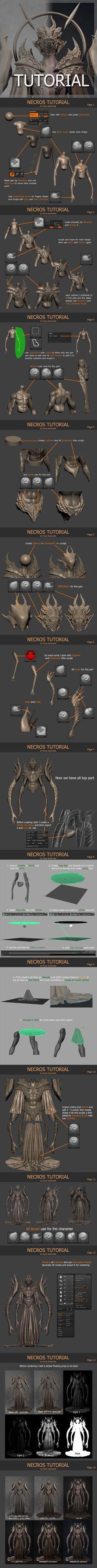 Necros [Tutorial] by Khempavee