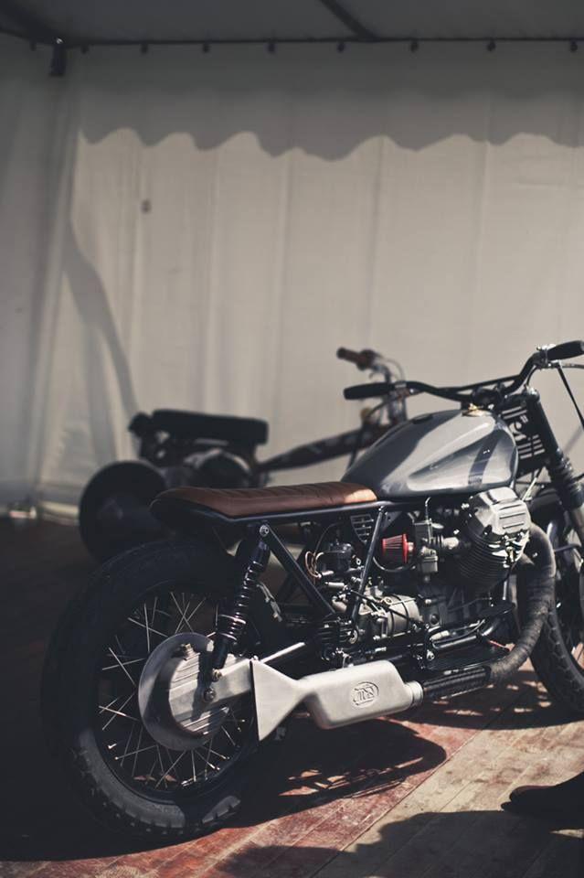 B F #28 GUZZI 850 T3 - #BFMotorcycles - #BobberFucker