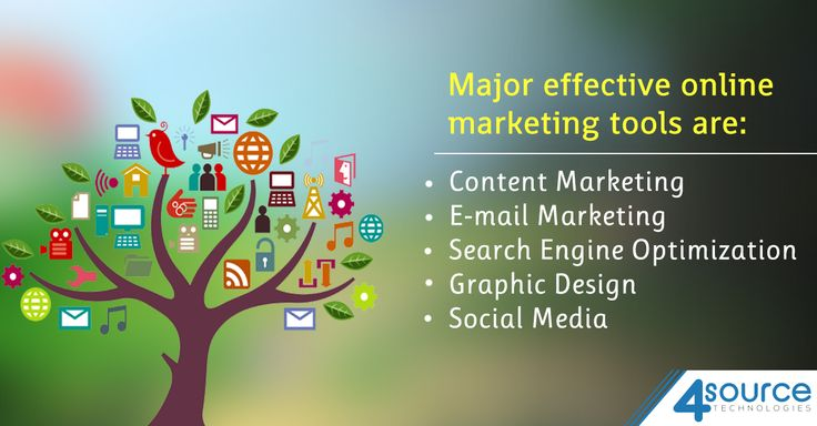 Right online marketing tools may help your business to climb the ladder of success. Are you ready to point them out?