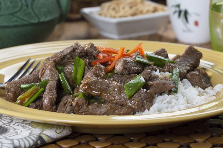 Big flavor, little time. Now that's a combination we will always love. This Mongolian Beef recipe is a take-out classic. Grab your chopsticks (or your forks, if you prefer) and chow down on this tasty, homemade dish with your family.