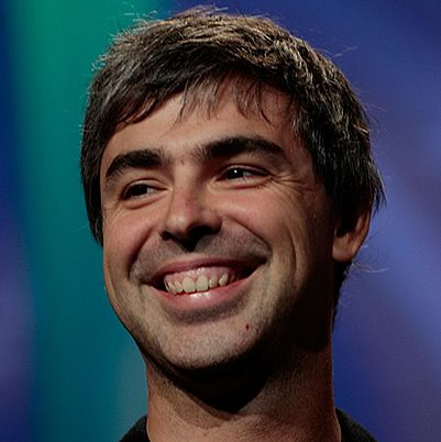 #LarryPage is the current #CEO of #Google and also one of the two founders. A brilliant #Entrepreneur and Engineer whom sits at the heart of Google operations.