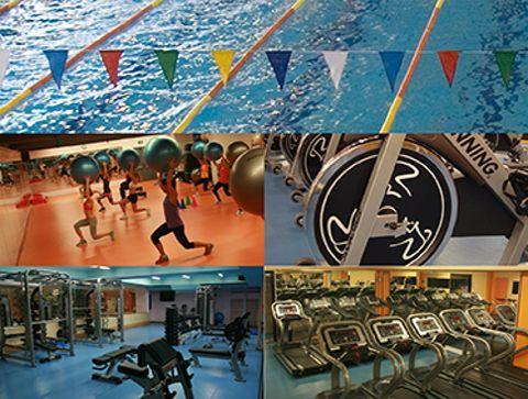 Piscina Sant Jordi. Swimming Pool and Gym in Eixample