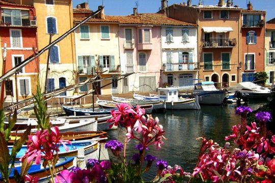 Martigues, région Provence-Alpes-Côte d'Azur.
