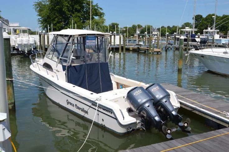 Rockfish Special: 2008 Grady-White 282 Express $86,500.00