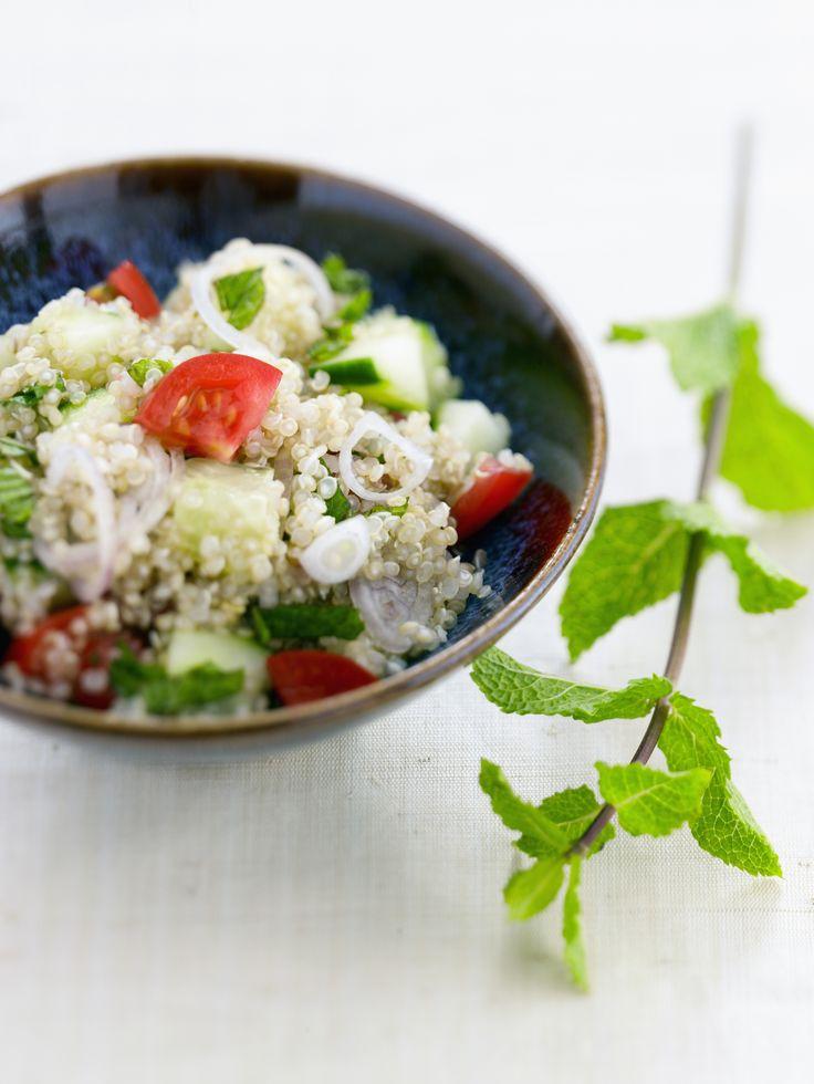 Découvrez la recette du quinoa blanc