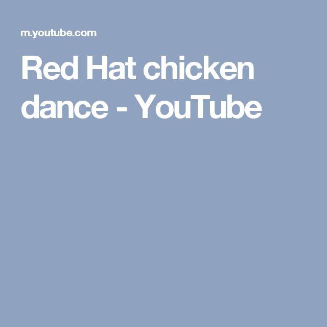 Red Hat chicken dance - YouTube