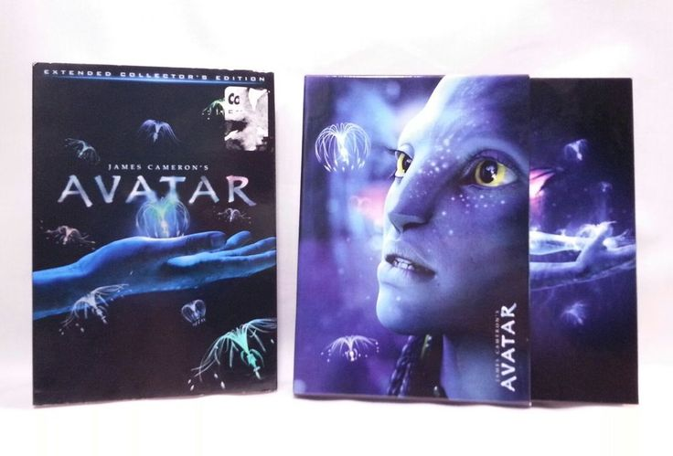Avatar (DVD, 2010, 3-Disc Set, Extended Collector's Edition) MINT DVD'S   DVDs & Movies, DVDs & Blu-ray Discs   eBay!