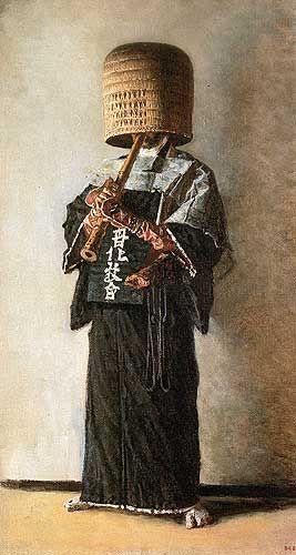 Василий Васильевич Верещагин. Флейтист дзэн. 1903