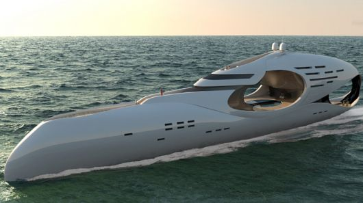 The Infinitas by Schopfer Yachts … a unique design just waiting to take shape …