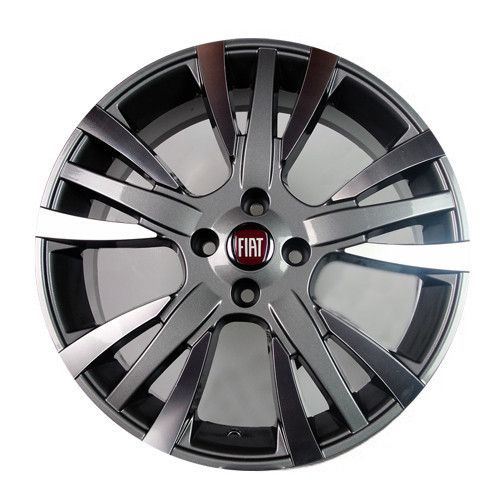 JOGO COM 4 RODAS KR R18 FIAT PALIO SPORTING / ARO 15 / 4 FUROS